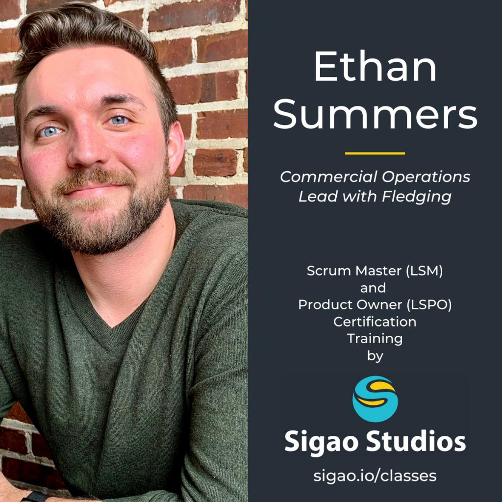 Ethan Summers Spotlight