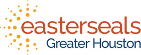 Easter seals greater Houston logo