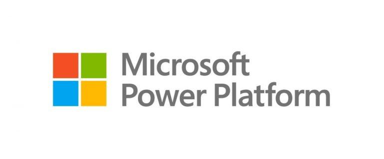 Microsoft Power Platform Logo